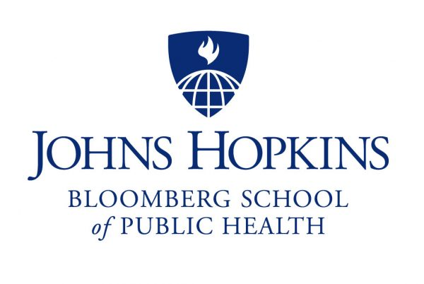 Johns Hopkins Bloomsbery School of Public Health Logo